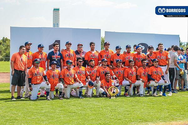 Halcones Inter campeones del Final-8 de Béisbol