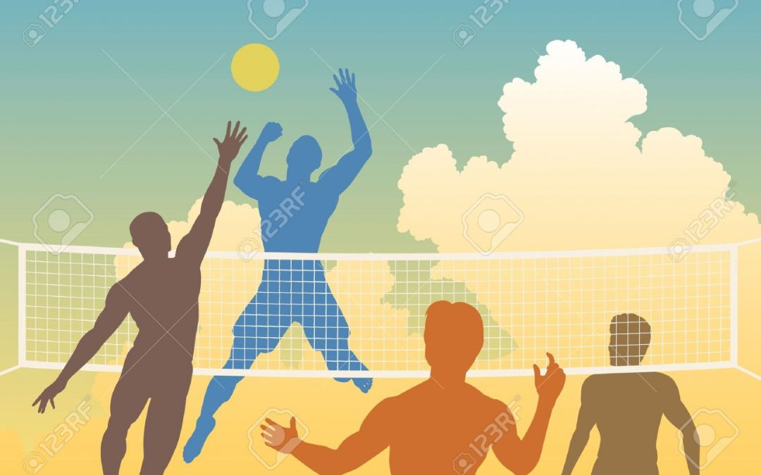Calendario Juegos Interzonas Voleibol de Playa