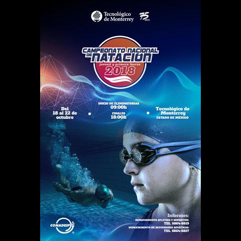 Programa de Competencia Nacional de Natación