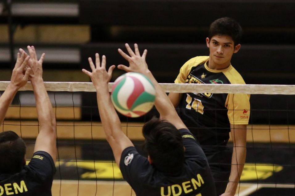 Yasutaka Sanay emigra a Brasil para continuar sus estudios y jugar voleibol profesional