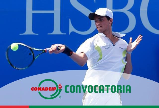 Convocatoria a la 3a Etapa del Circuito Nacional de Tenis Universitario