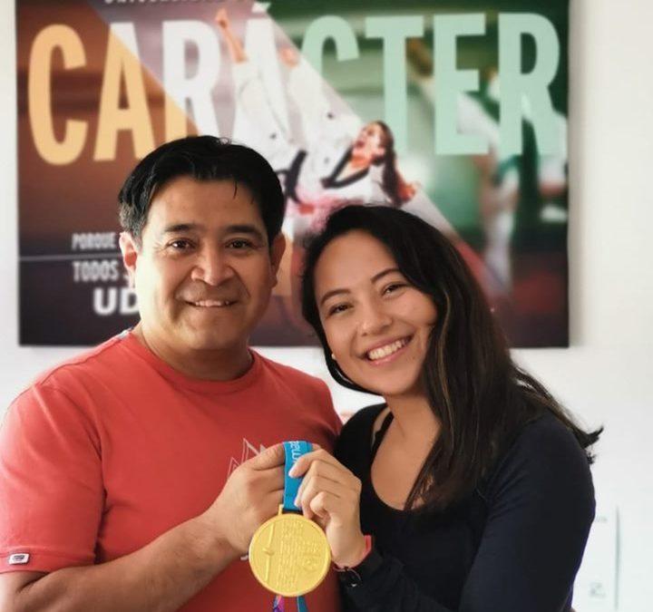 Ana Zulema Ibáñez, orgullo de la UDLAP
