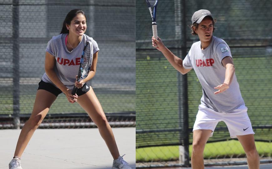 El equipo de Tenis de UPAEP arranca la Temporada 2019-20