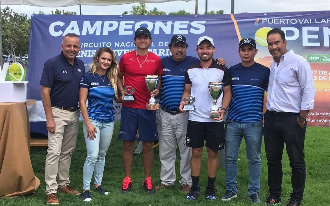 Universidad Panamericana GDL, 1-2 en singles del CNTU