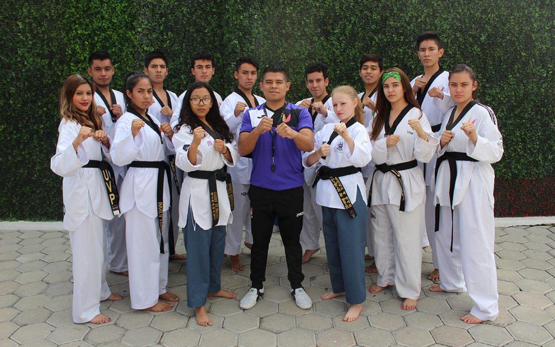 Panteras UVP, equipo a seguir en el nacional de Taekwondo