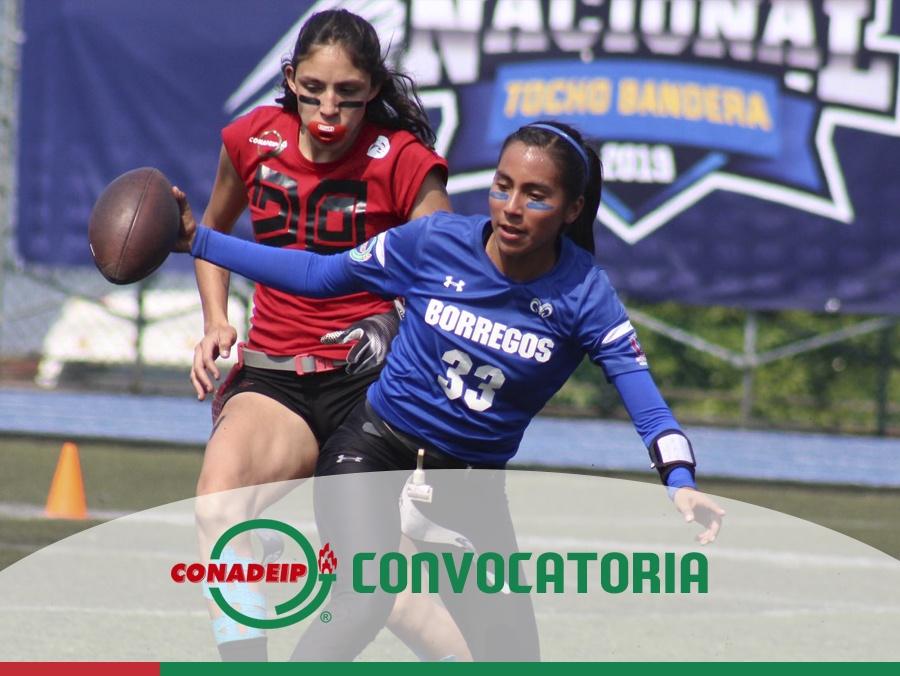 Convocatoria al Campeonato Nacional de Tocho Bandera de 1a Fuerza 2020