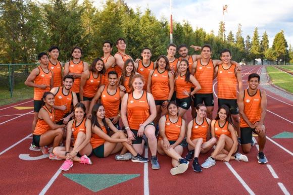 Aztecas UDLAP, convencidos de tener otro Campeonato en Atletismo