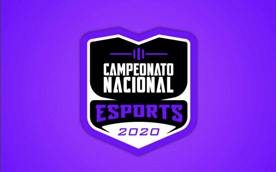 Sigue la acción del Campeonato Nacional de eSports 2020