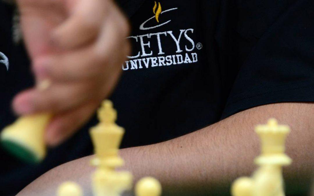El equipo del CETYS listo para el Nacional Promocional de Ajedrez