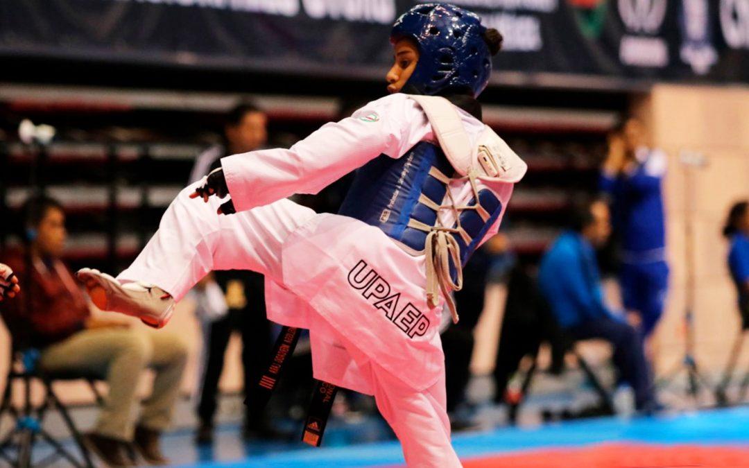 Melissa Mercado y su legado en el Taekwondo