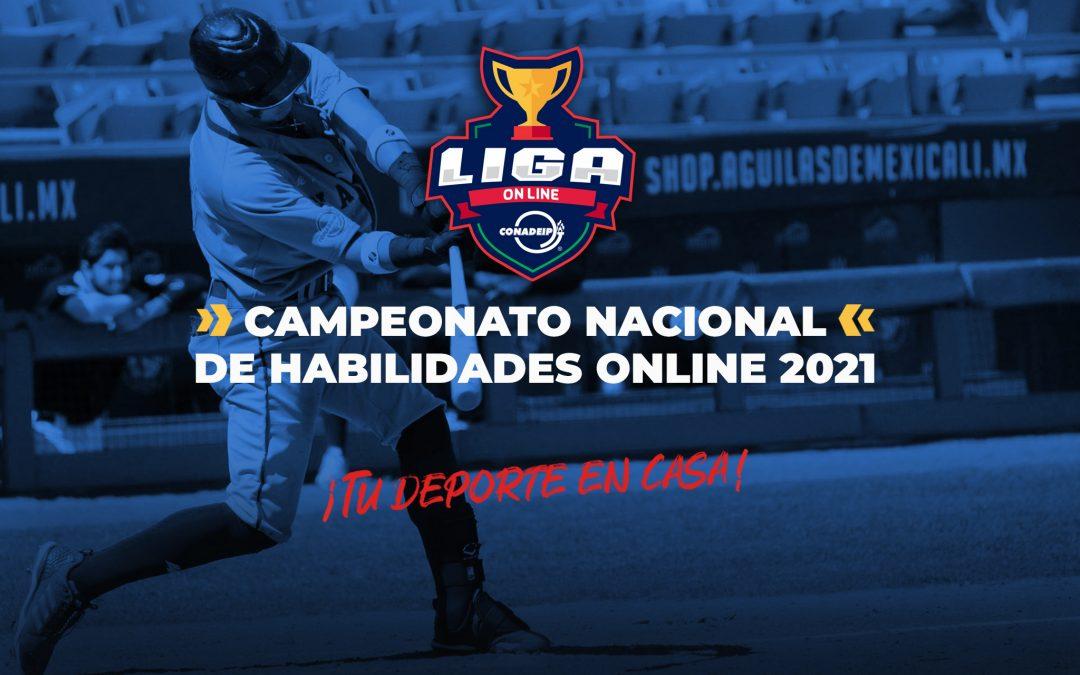 Convocatoria al Campeonato Nacional de Habilidades Online 2021