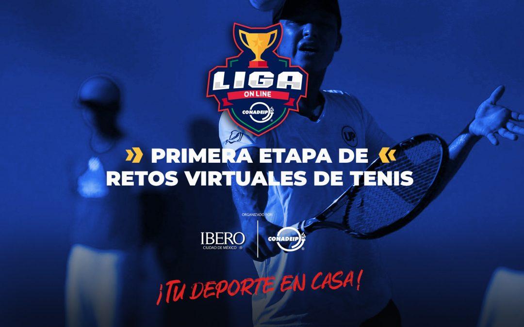 Convocatoria a la Primera Etapa de Retos Virtuales de Tenis