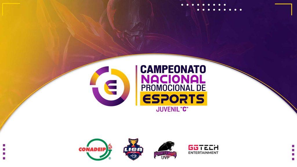Todo listo para el Campeonato Nacional Promocional e-Sports 2021