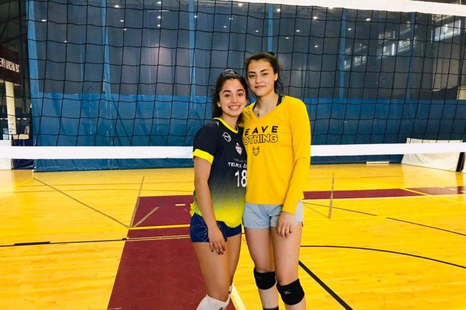 Jugadoras del CETYS Universidad por un lugar en el Mundial Sub-18 de Voleibol