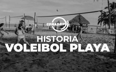 Campeones de Voleibol de Playa