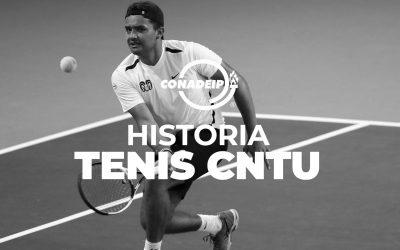 Campeones de Tenis CNTU